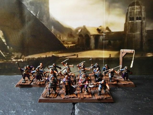 Sauron et ses 10 Armées - Update U37nu34m