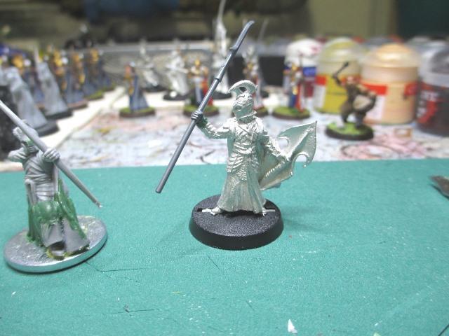 Aragorn et les 5 Armées - Rohan Dxrqozof