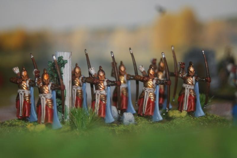 Aragorn et les 5 Armées - Rohan Jnbtaezy