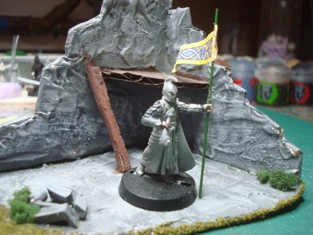 Aragorn et les 5 Armées - Rohan Bkd2937y