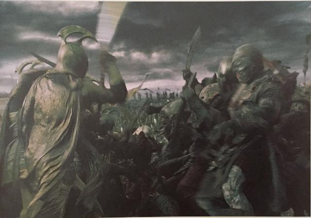 Aragorn et les 5 Armées - Rohan 9uxkal6e