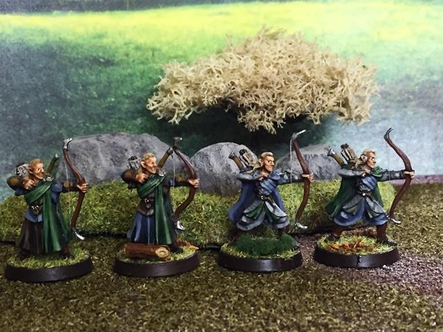 Aragorn et les 5 Armées - Rohan Xwk22ygt