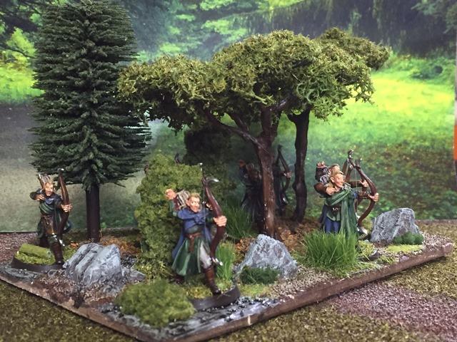 Aragorn et les 5 Armées - Rohan 9k336tbn