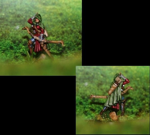 Aragorn et les 5 Armées - Rohan Hnb53ixx
