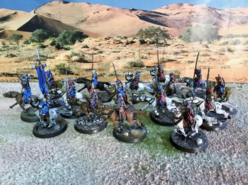 Sauron et ses 10 Armées - Update Vuxjeobe