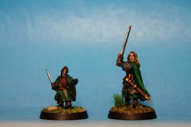 Aragorn et les 5 Armées - Rohan 3uzixpjv