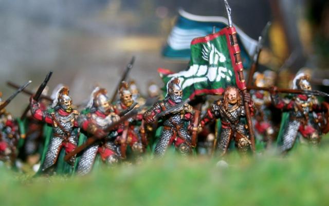 Aragorn et les 5 Armées - Rohan 46b497vo