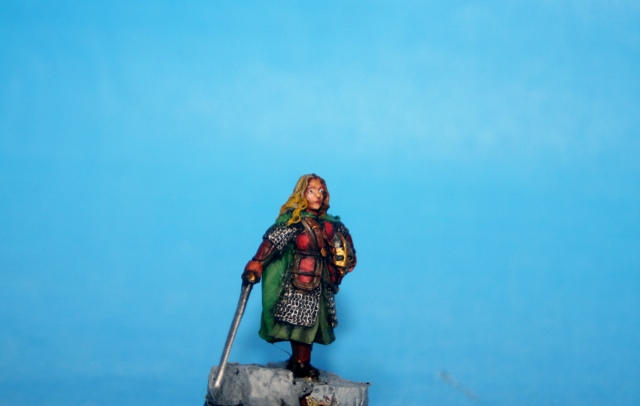 Aragorn et les 5 Armées - Rohan Aobojxjg