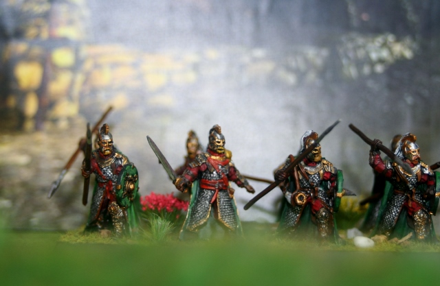 Aragorn et les 5 Armées - Rohan Icvepmdg
