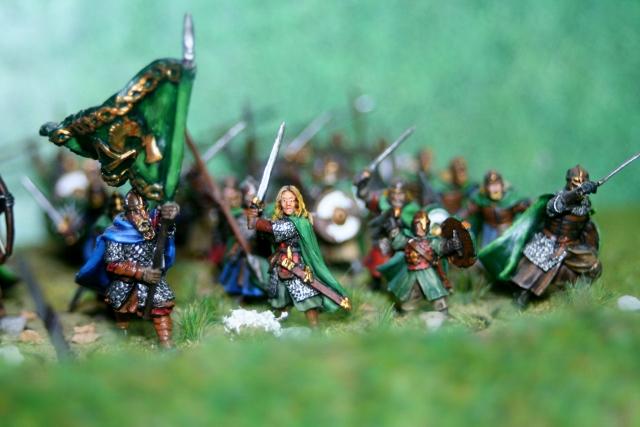 Aragorn et les 5 Armées - Rohan Izuu958r