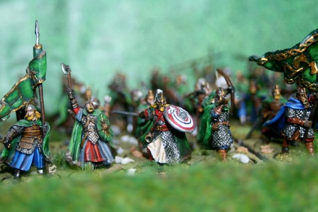 Aragorn et les 5 Armées - Rohan R3tibx5i