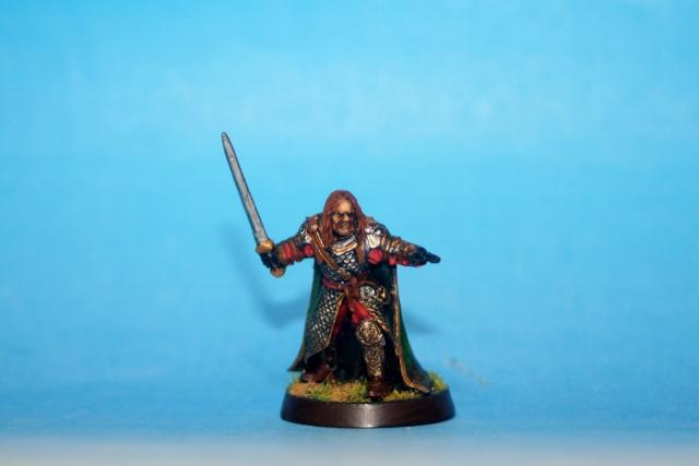 Aragorn et les 5 Armées - Rohan X83qon84