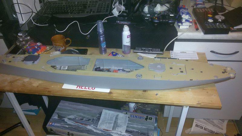 USS Missouri BB-63 / Trumpeter,  1:200 - Seite 2 Q89wlpjo