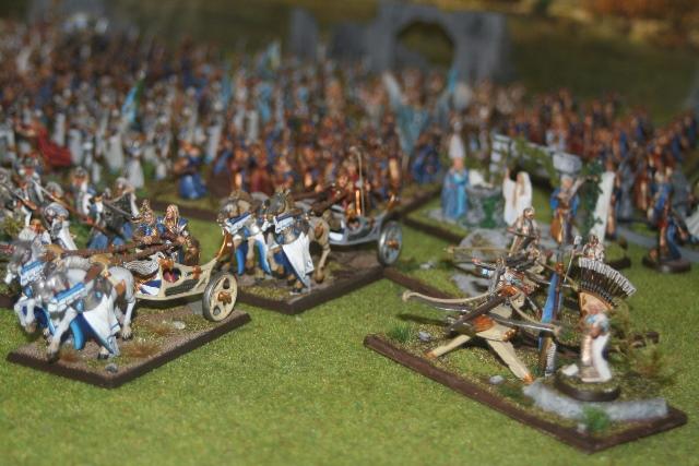 Aragorn et les 5 Armées - Rohan Xf64uj2w