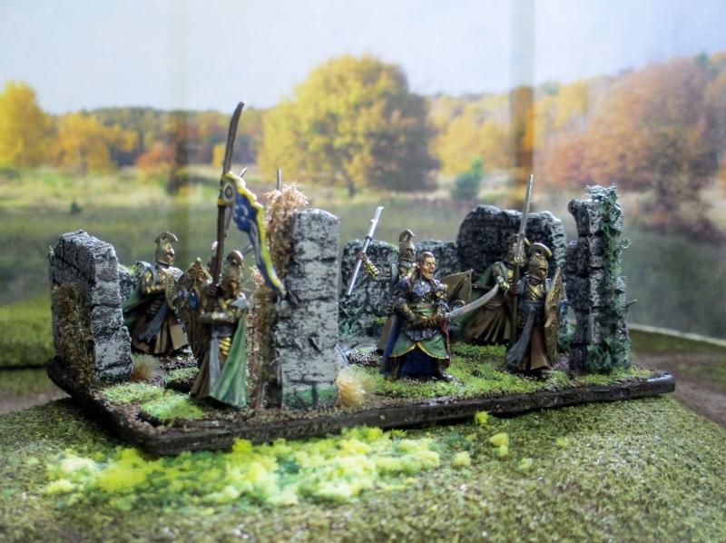 Aragorn et les 5 Armées - Rohan 299tnom5