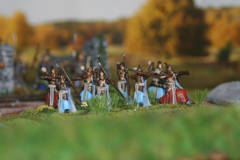 Aragorn et les 5 Armées - Rohan Lmxjtbco
