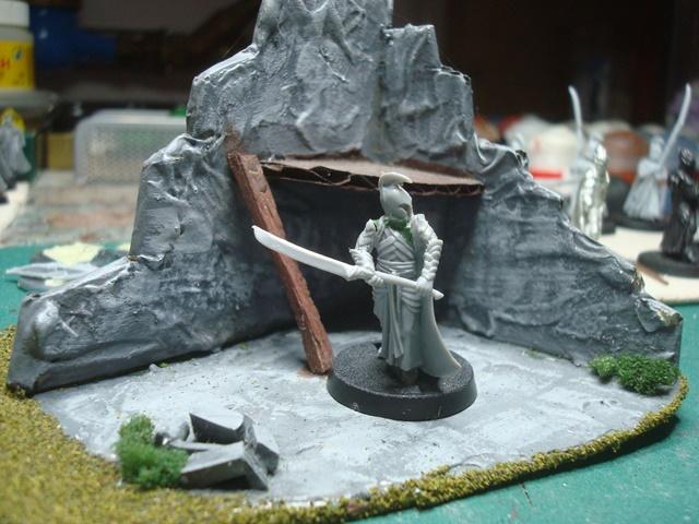 Aragorn et les 5 Armées - Rohan Rlyeazyj