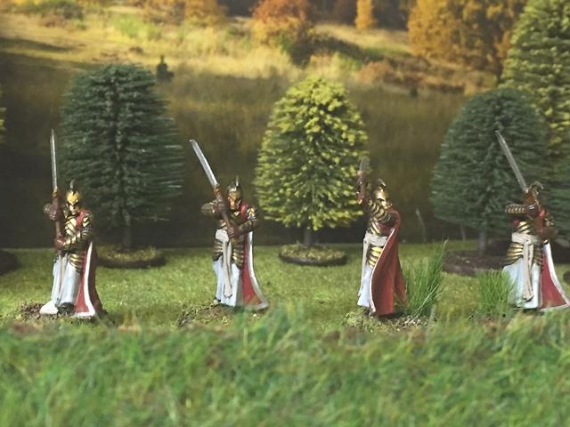 Aragorn et les 5 Armées - Rohan Qzrmqgts