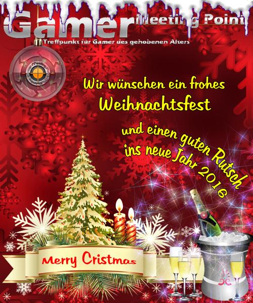 (HellRaiser) Weihnachtsflyer GMP 8gmaxfmf