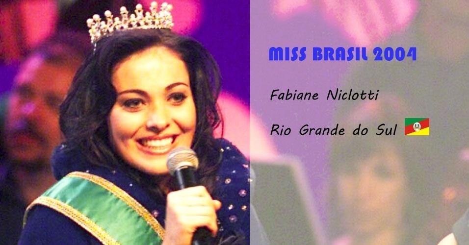fabiane niclotti, miss brasil 2004. descanse em paz, querida fabiane. Q75b5sti