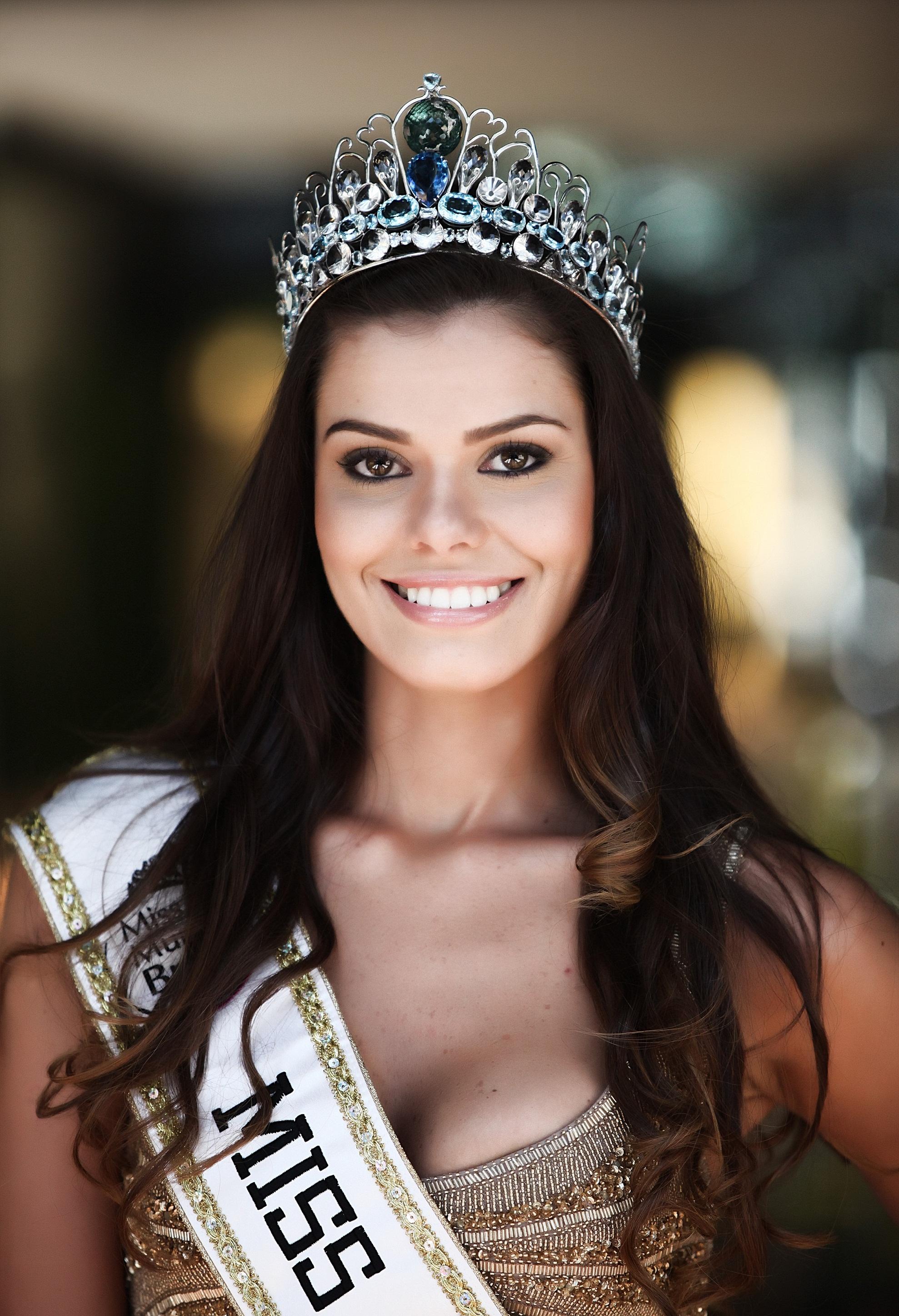 miss mundo brasil 2009, luciana bertolini.  Wgm5s7ba