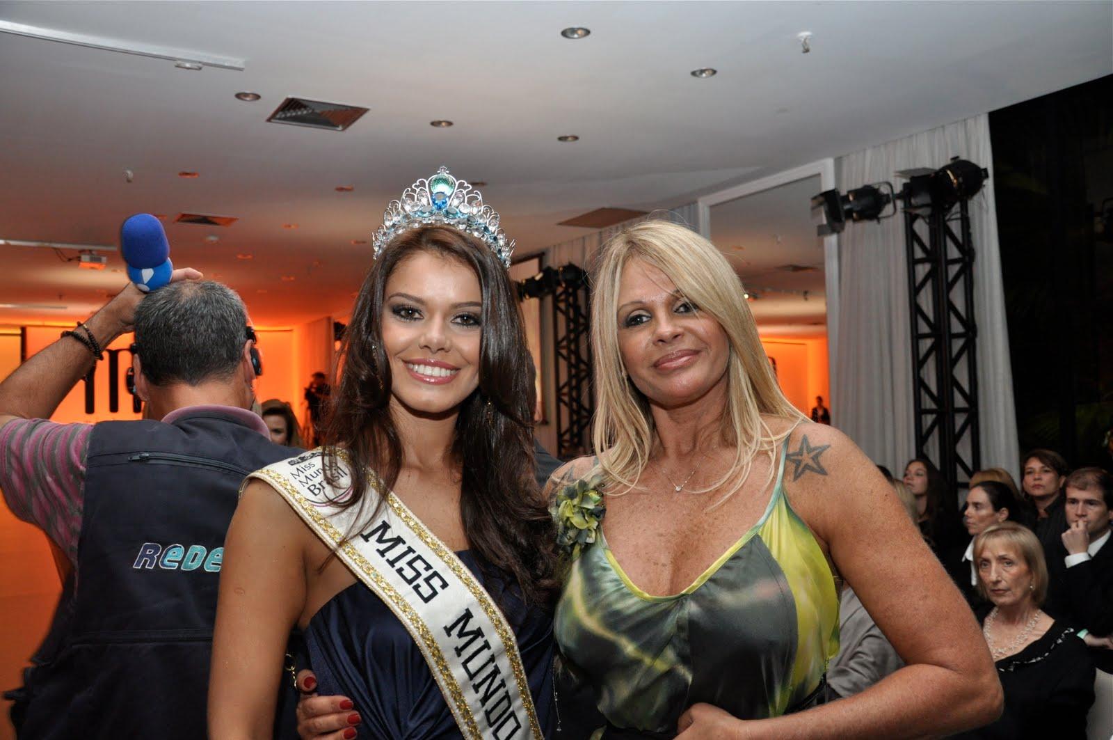 miss mundo brasil 2009, luciana bertolini.  Yxelc3xb