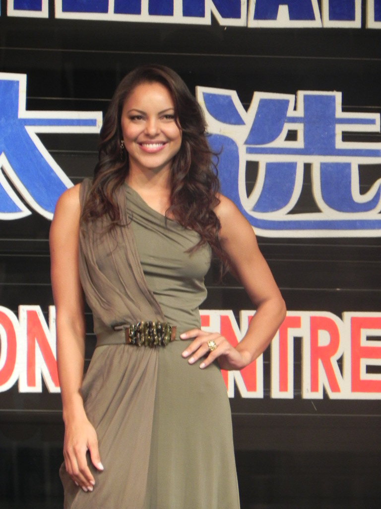 jeanine castro, top 2 de miss tourism queen international 2011. F33dsmdm