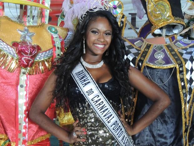 brennda martins, rainha do carnaval de porto alegre 2014. Gpxsnzvh