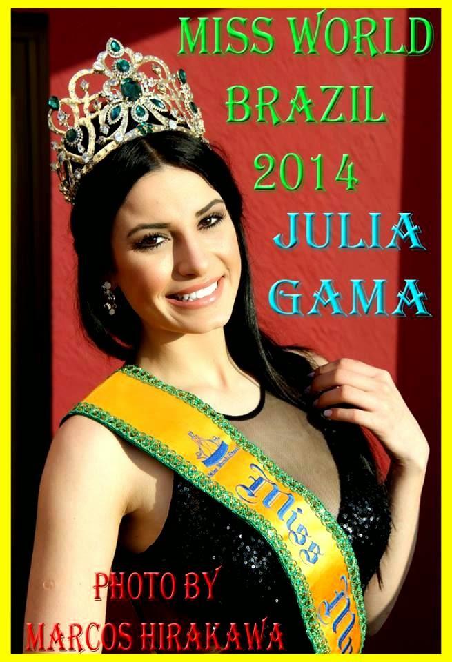 julia gama, miss brasil universo 2020/top 11 de miss world 2014. Wtkkd979
