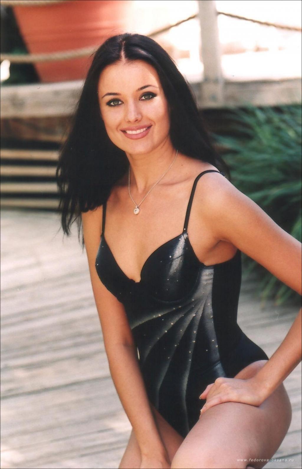 oxana fedorova, miss universe 2002 (renuncio). - Página 3 Eesv88h8