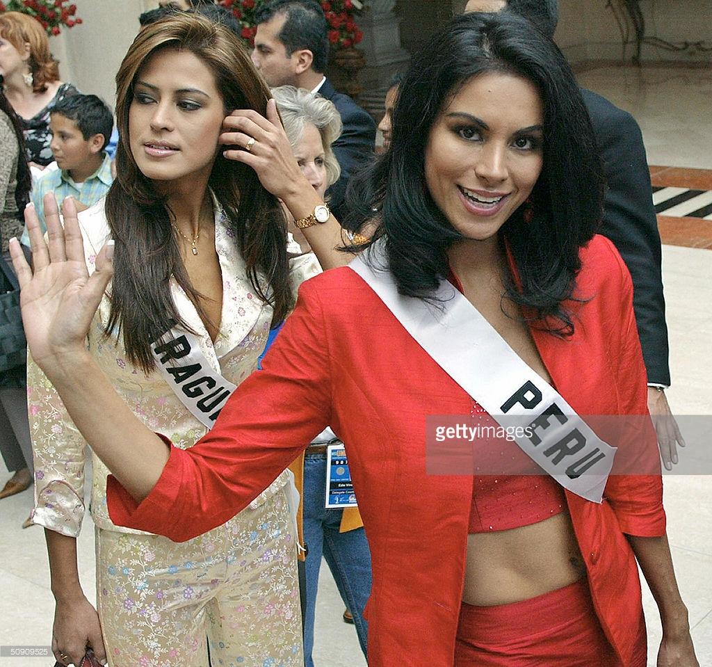 liesel holler, miss peru universe 2004, ganadora miss caraibes hibiscus 2004. 4en7xhrt