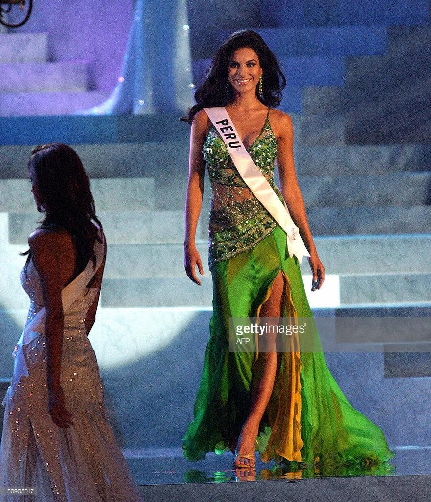 liesel holler, miss peru universe 2004, ganadora miss caraibes hibiscus 2004. Goam4ycy