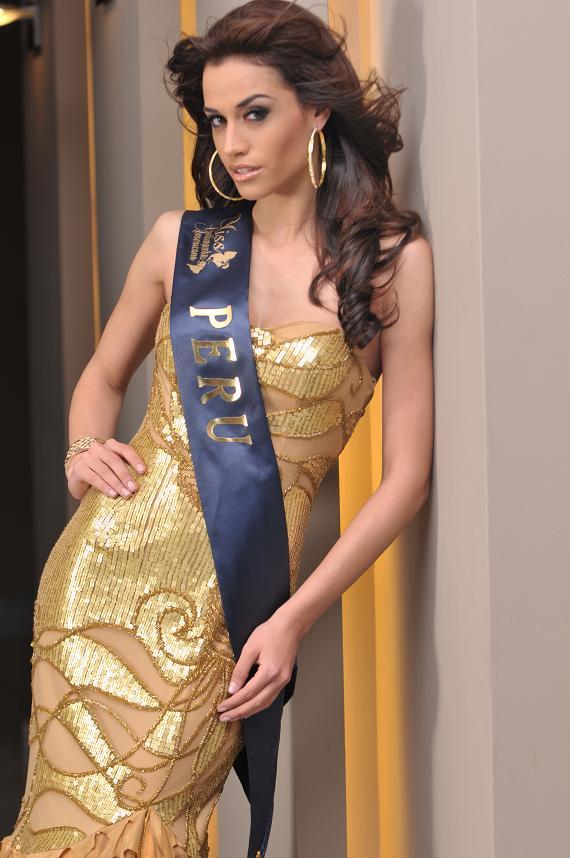giuliana zevallos roncagliolo, miss continente americano 2010/mrs world 2016. Slqulkg9