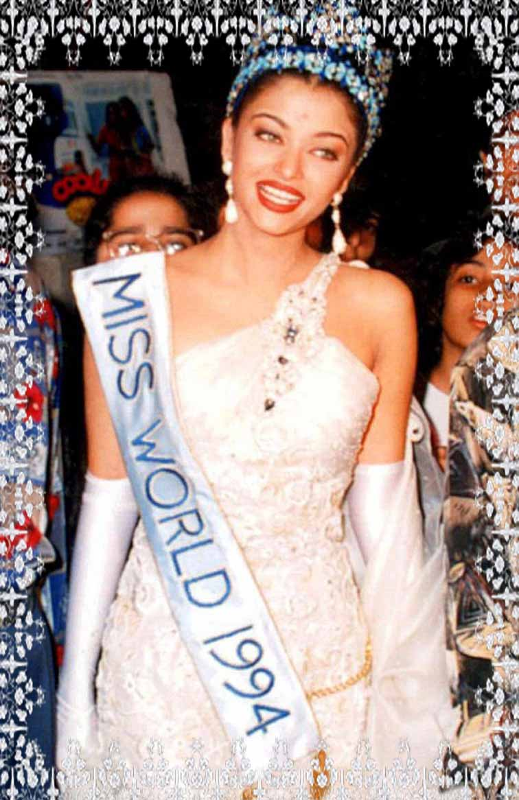 aishwarya rai, miss world 1994. 3cssps7g