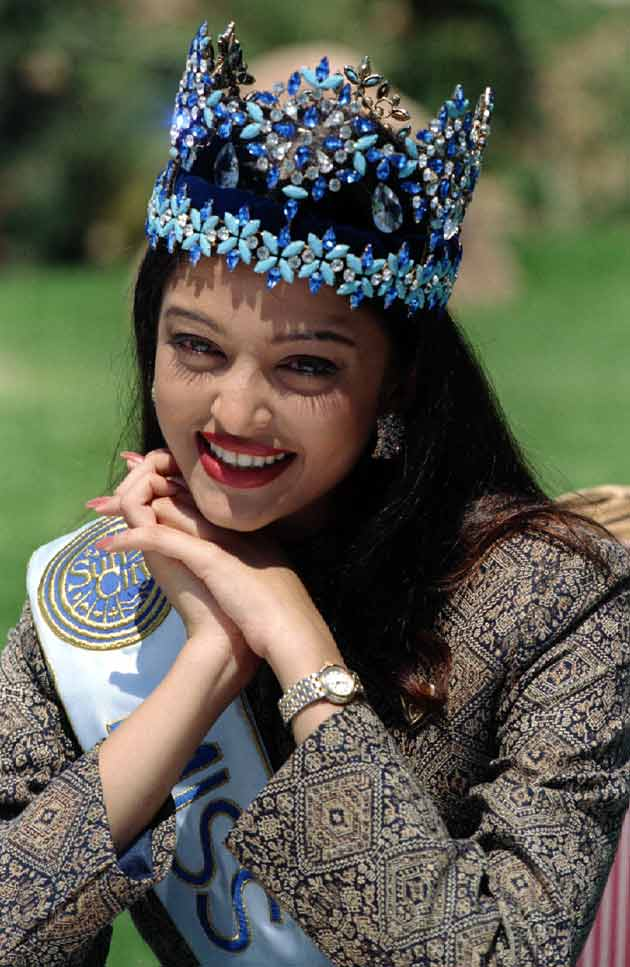 aishwarya rai, miss world 1994. Inlbrnnk