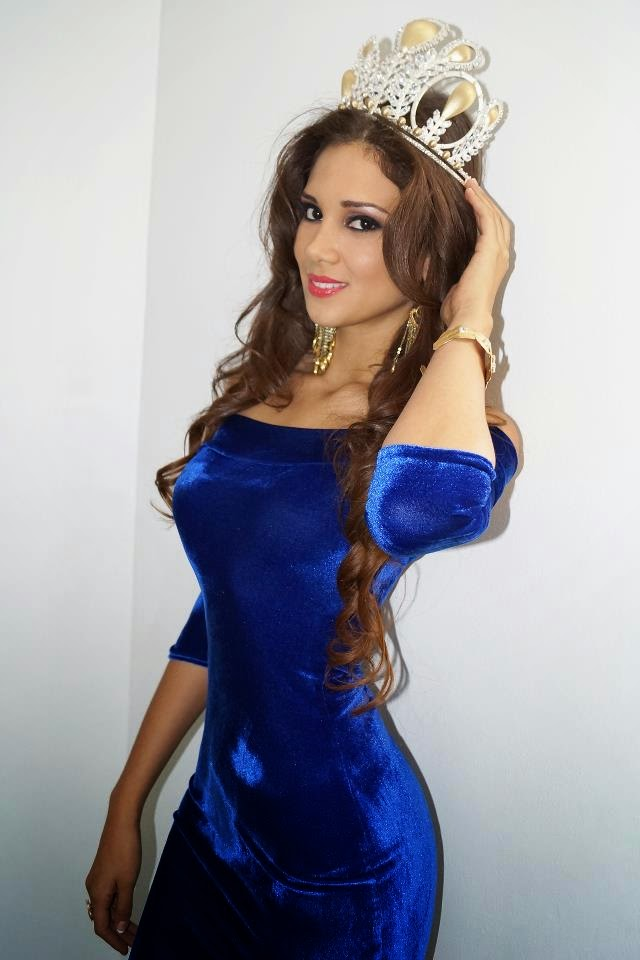 elba fahsbender, miss mundo peru 2013.   4n5fm7zh