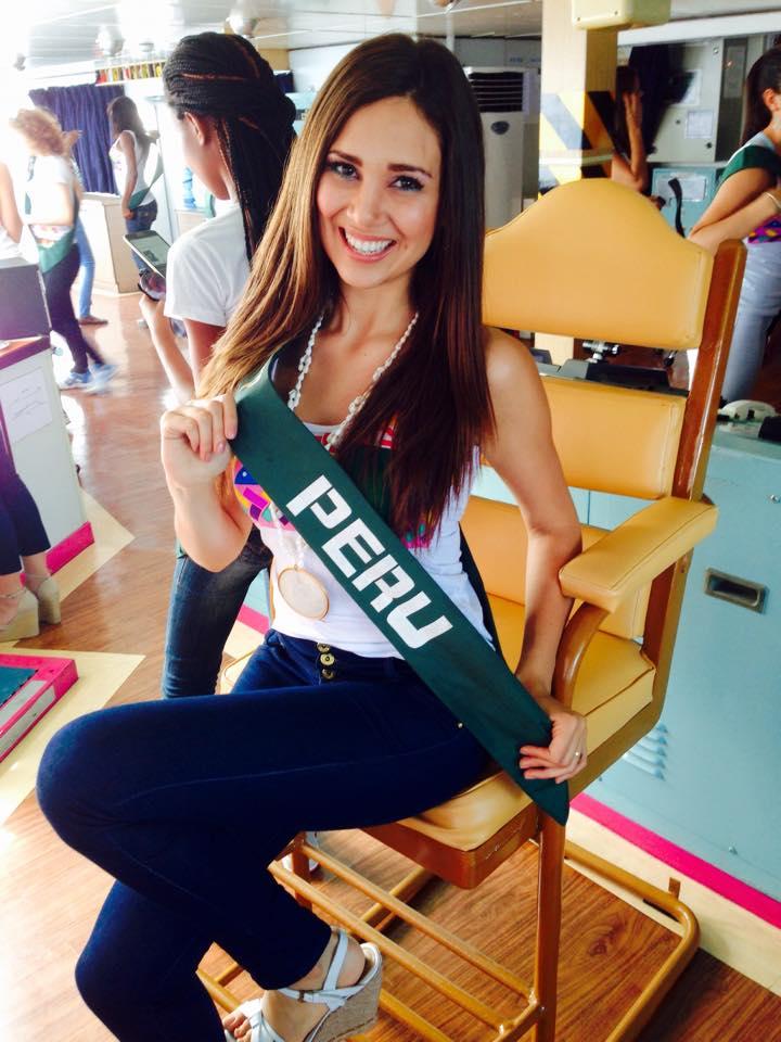 elba fahsbender, miss mundo peru 2013.   - Página 5 5icqor35