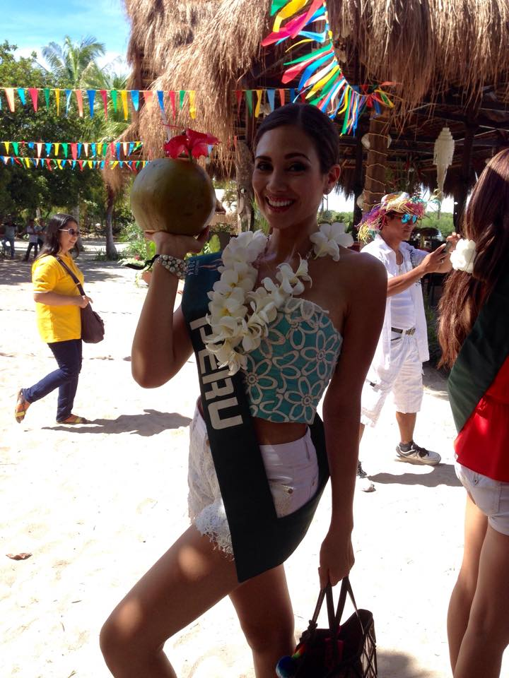 elba fahsbender, miss mundo peru 2013.   - Página 6 Adddhitu