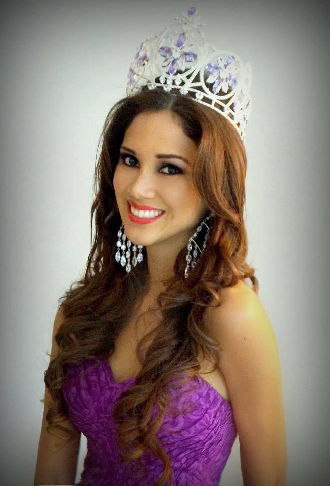 elba fahsbender, miss mundo peru 2013.   J455d8x7