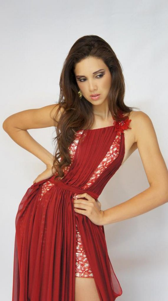 elba fahsbender, miss mundo peru 2013.   - Página 2 Pqhsauem