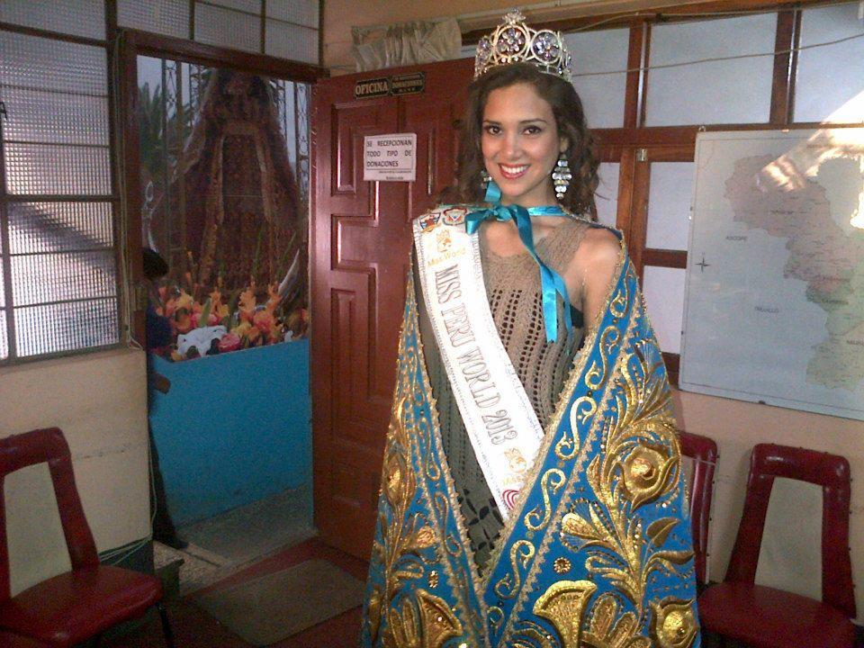 elba fahsbender, miss mundo peru 2013.   - Página 5 Qqe4hsds