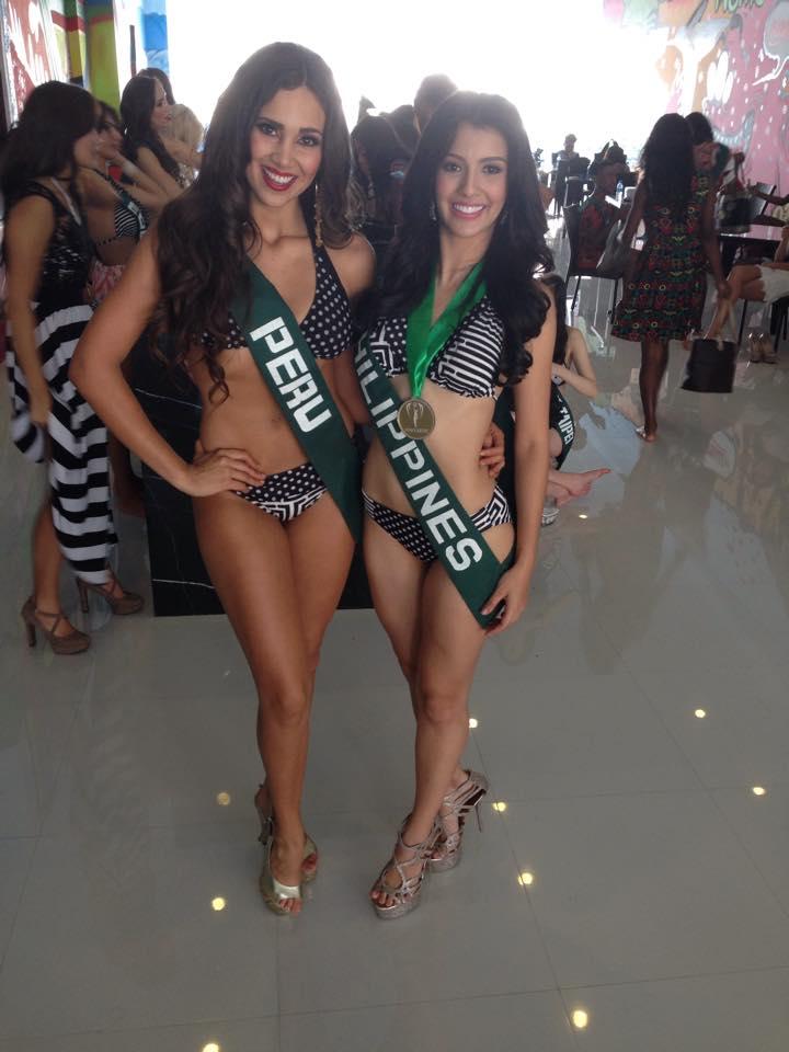 elba fahsbender, miss mundo peru 2013.   - Página 4 Wknu6kww
