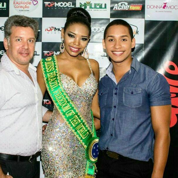 jeniffer matos, miss brazil freedom of the world 2015. Zbbslfr7