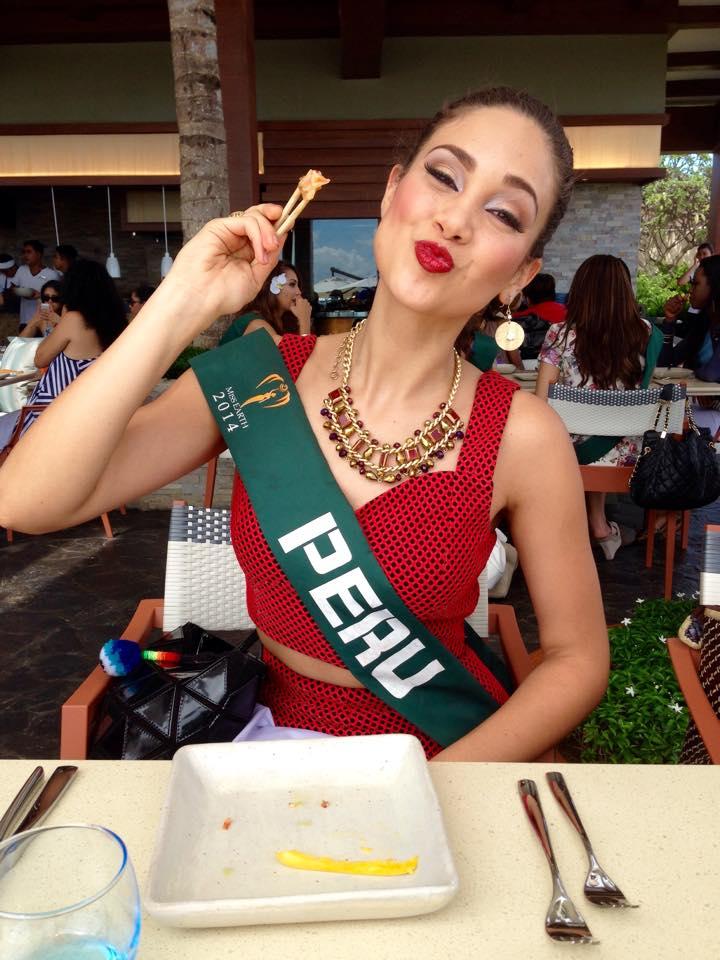elba fahsbender, miss mundo peru 2013.   - Página 5 Zvjzete9