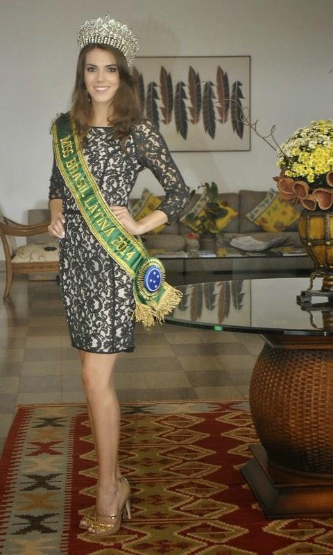 patricia guerra, miss brasil latina 2014. B8oulcox