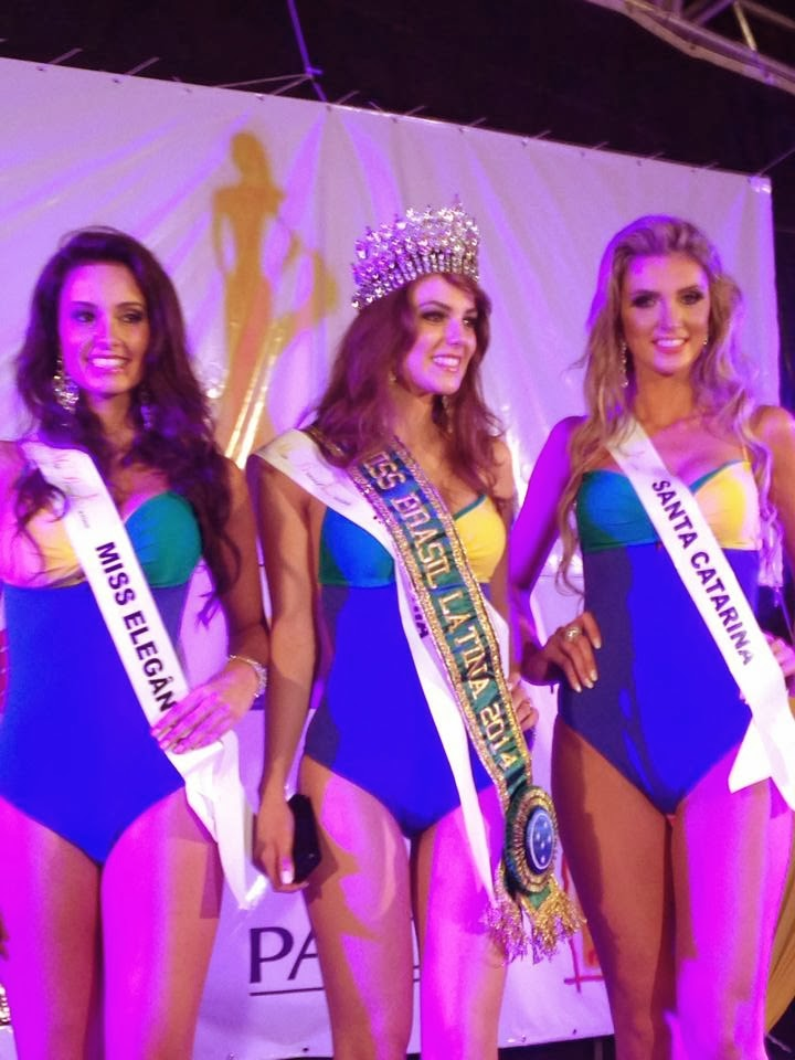 patricia guerra, miss brasil latina 2014. Idgaxamr