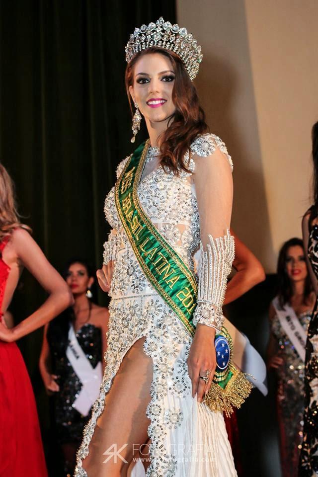 patricia guerra, miss brasil latina 2014. Rua8cou4