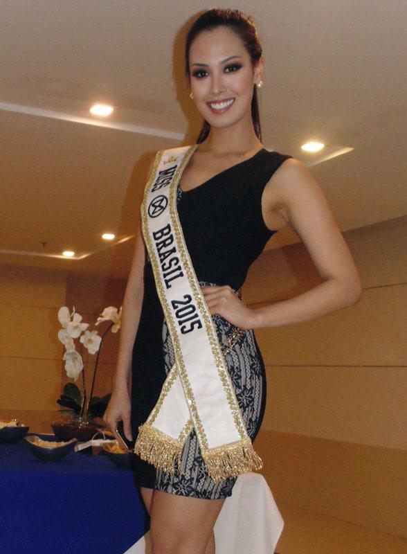 catharina choi nunes, miss mundo brasil 2015. - Página 3 Iaqu3doz