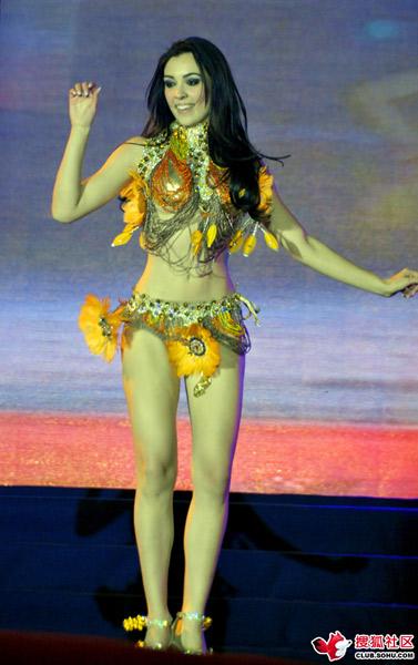 lilian lopes, miss brasil internacional 2010. - Página 3 C7ujfaw8