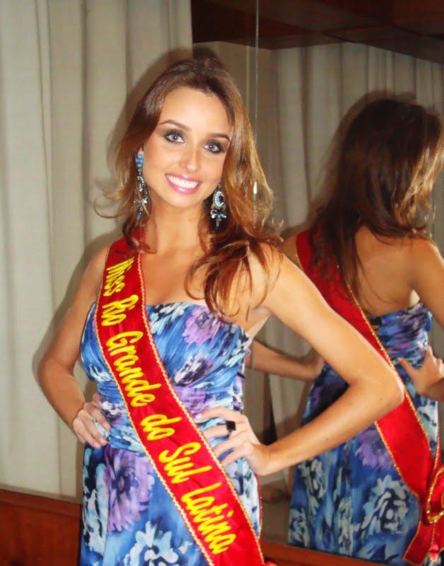 cintia regert, miss brasil latina 2011. Fzepwcbo